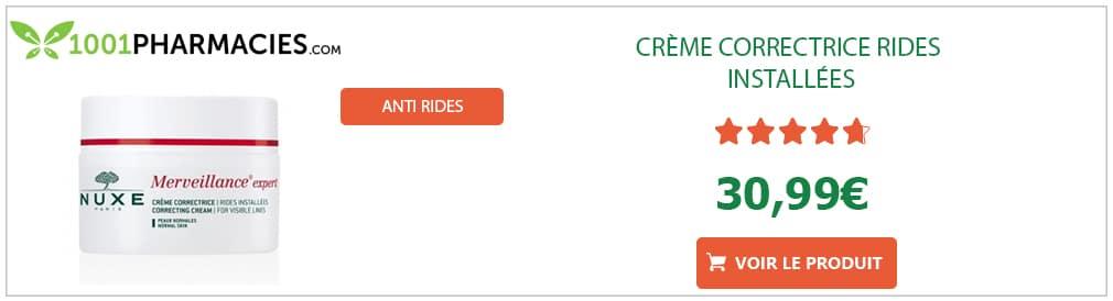 Creme anti ride