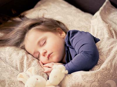 Fleur de bach sommeil bébé et enfant