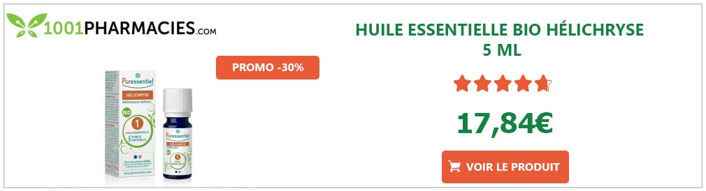 huile essentielle helichryse