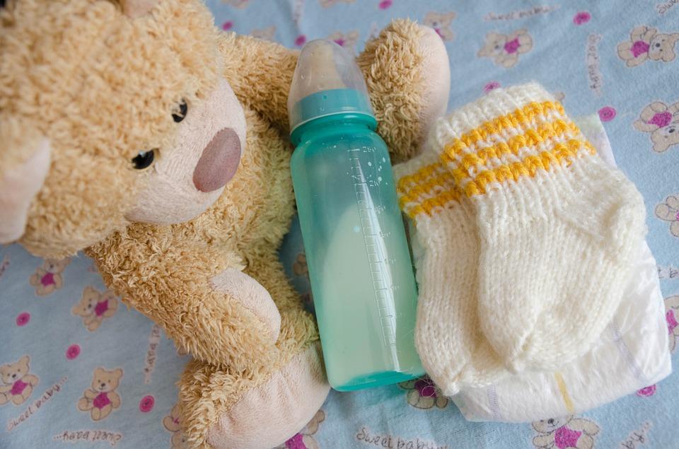 Tétine anti colique