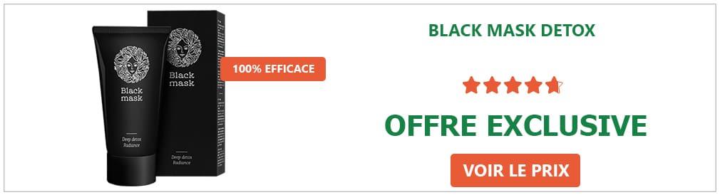 Black mask prix